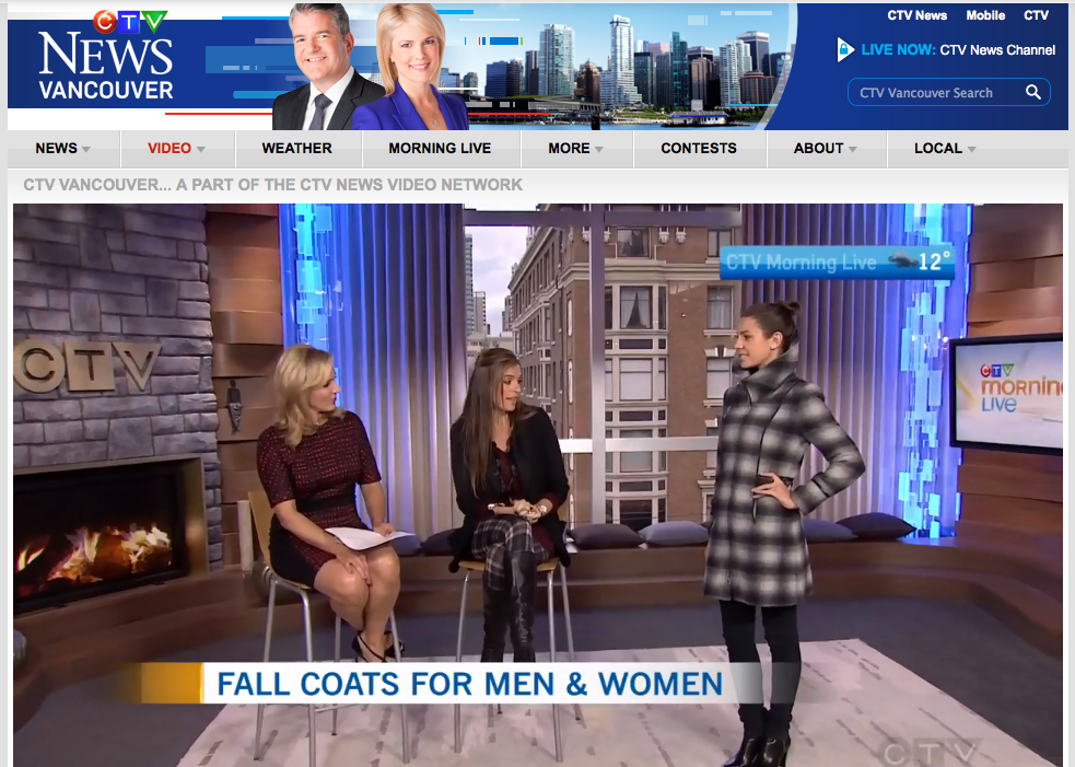 Fall Coats For Men and Women